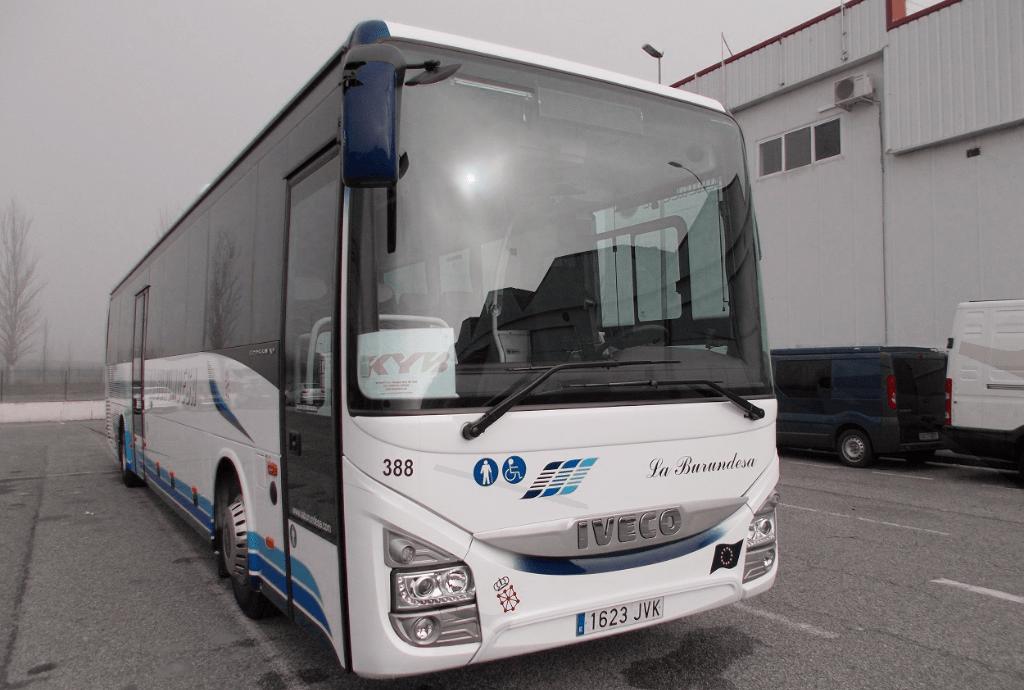 Autobus transporte escolar la burundesa 11